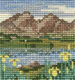 Cross stitch design